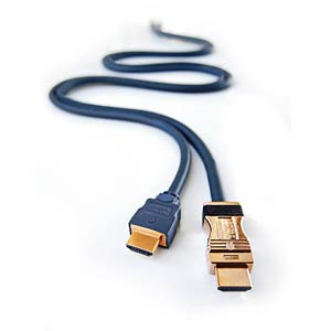 ULTRAFLEX High Speed HDMI SLAC Kabel 5 m TTL NETWORK HDMI-MM-5,0MG-UF
