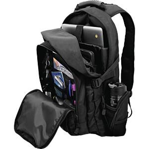 Laptop Backpack, Elite, 17 V7 CBE17-BLK-9E