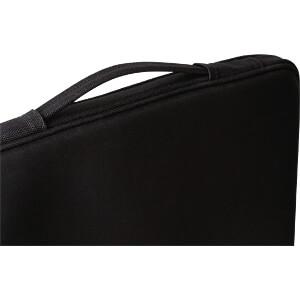 Laptop, Schutzhülle, Neopren, 11,6 V7 CSE5H-BLK-9E