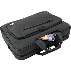 Laptop, Tasche, 15,6, grau V7 CTPX1-1E
