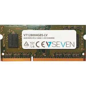 31SO0416-1011 - 4 GB SO DDR3 1600 CL11 V7