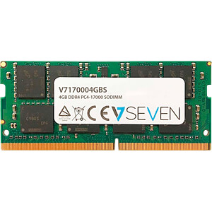 41SO0421-1015 - 4 GB SO DDR4 2133 CL15 V7