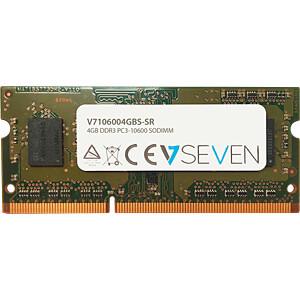 31SO0413-1009-SR - 4 GB SO DDR3 1333 CL9 V7