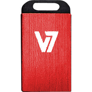 USB-stick, USB 2.0, 32 GB, Nano V7 VU232GCR-RED-2E