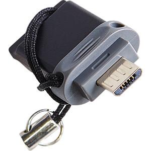 USB-Stick, USB 2.0, 16 GB, OTG Dual Drive VERBATIM 49842