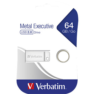 USB-Stick, USB 2.0, 64 GB, Executive VERBATIM 98750