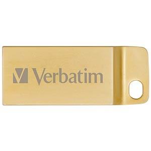 USB-Stick, USB 3.0, 32 GB, Store´n´Go Gold VERBATIM 99105