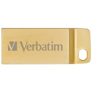 USB3.0 Stick 64GB Verbatim Store´n´Go Gold VERBATIM 99106