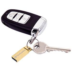 USB-Stick, USB 3.0, 16 GB, Store´n´Go Gold VERBATIM 99104