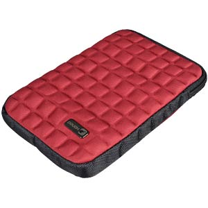 "Sleeve for tablet PCs up to 17.8 cm (7""), burgundy VIVANCO 32349"