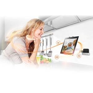 Tablet-Zubehör, Halter, flexibel, Set VOGELS 8371030