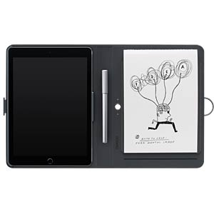 BAMBOO Spark Smart Folio, Snap-fit (iPad Air 2) WACOM CDS-600C
