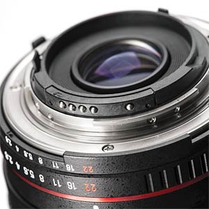 Lens, 85 mm, for Nikon F AE WALIMEX 16837