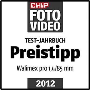 Objektiv, 85 mm, für Nikon F AE WALIMEX 16837
