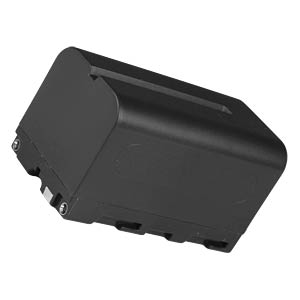Li-Ion battery for walimex Videolights FREI 16870