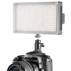 Photo/Videolight, 312 LED WALIMEX 17813