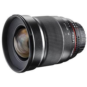 Weitwinkelobjektiv, 24 mm, für Sony A WALIMEX 18330