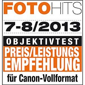 Tilt- und Shift-Objektiv, 24 mm, für Canon EF/EF-S WALIMEX 18895