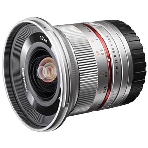 Lens, 12 mm, for Sony E WALIMEX 20195