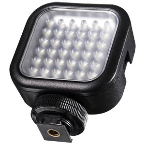 Videolight, 36 LED WALIMEX 20341