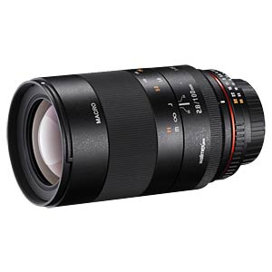 Macro Lens, 100 mm, for Sony E WALIMEX 20847