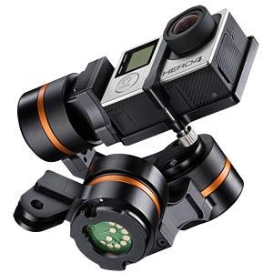 Foto, Digitalkamera, 3-Achsen-Gimbal, GoPro WALIMEX 21211