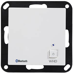 Flush-fitted Bluetooth receiver WHD 124-055-03-012-00