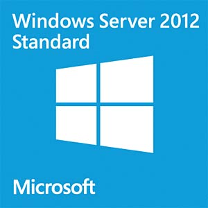 Software, Windows Server 2012 R2 Standard [DSP] MICROSOFT P73-06167