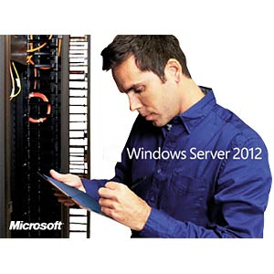 Windows Server 2012 - 5 PC/Devices [DSP] MICROSOFT R18-03685