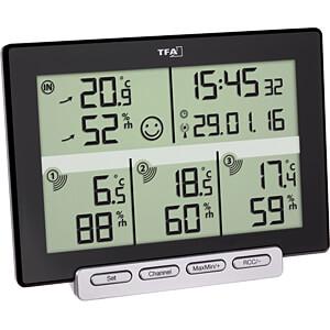 Funk-Thermo-Hygrometer TFA DOSTMANN 30.3057.01