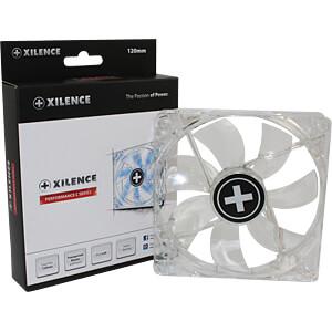 Xilence XPF120.TBL Gehäuselüfter, 120 mm, LED, blau XILENCE XPF120.TBL