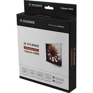Xilence Performance C Gehäuselüfter, 140 mm, 700 U/min XILENCE XPF140.R.PWM