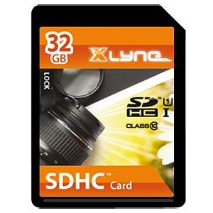 SDHC-Speicherkarte 32GB, xlyne - Class 10 XLYNE 7332000