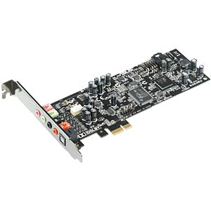 Soundkarte, intern, Xonar DGX, Surround-Sound, PCIe ASUS 90-YAA0Q1-0UAN0BZ