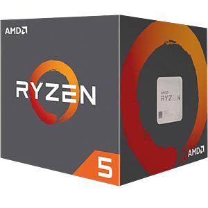 YD150XBBAEBOX - AMD AM4 Ryzen 5 1500X