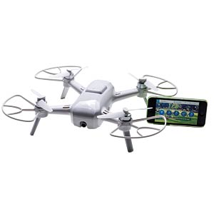 Breeze 4K - Quadrocopter YUNEEC YUNFCAEU