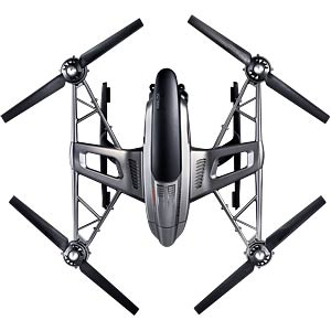Quadrocopter, TYPHOON Q500 4k, Alu-Case Edition YUNEEC YUNQ4KPEU