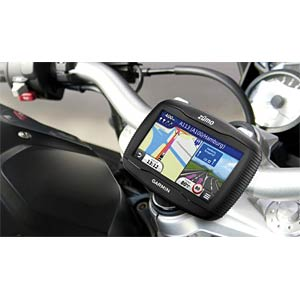 Motorcycle navigation system / 22 countries GARMIN 010-01043-02