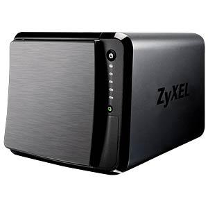 ZYXEL NAS542 4-Bay Gigabit NAS ZYXEL NAS542-EU0101F