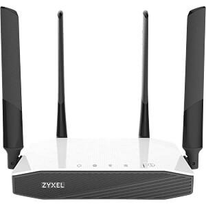 WLAN Router 2.4/5 GHz 1200 MBit/s ZYXEL NBG6604-EU0101F