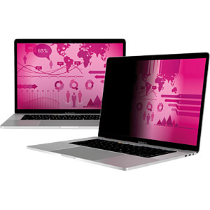 Blickschutzfilter, 15 MacBook Pro 2016, schwarz 3M ELEKTRO PRODUKTE 98044065450