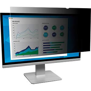 Blickschutzfilter, 31,5 Monitor, 16:9, schwarz 3M ELEKTRO PRODUKTE 98044065203/ 7100119016