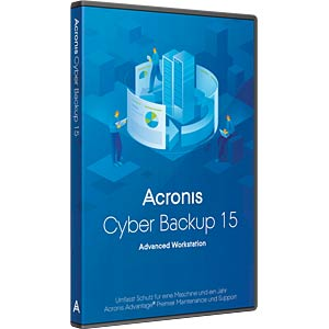 ACRONIS B15 AW - Software