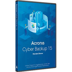 ACRONIS B15 S - Software