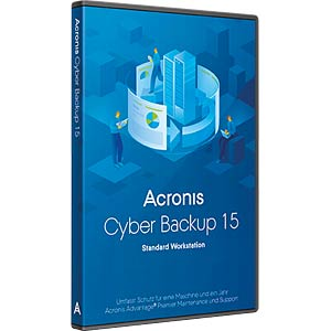 ACRONIS B15 W - Software