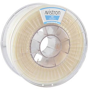 ABS Filament - 1,75 mm - transparent - 1 kg AVISTRON AV-ABS175-TR