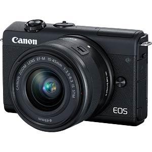 EOS M200 15-45SW - Bridgekamera/digitale Systemkamera