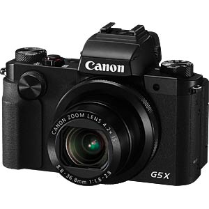 CANON PS G5X SW - PowerShot G5 X Schwarz