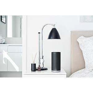 Multiroom, Lautsprecher, Bluetooth, Freya B, grau CLINT