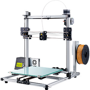 3D Printer, Crazy3DPrint, DIY Kit CRAZY 3D PRINT CZ-300